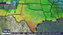 Tuesday Evening Weather Forecast
