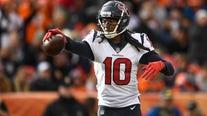 Texans trade DeAndre Hopkins to Cardinals for David Johnson