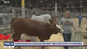 Rodeo participants disappointed about cancellation