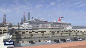 Cruises ship out of Galveston despite COVID-19 fears