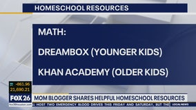 Mom blogger offers advice for parents who are homeschooling