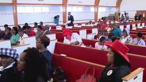Church attendance in Houston area down amid COVID-19 crisis