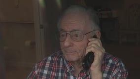 Houston nursing home patients visit families through windows, FaceTime
