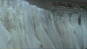 Wedding and prom dress shops experience delays due to COVID-19