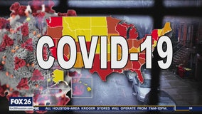 The coronavirus in Texas  What's your point