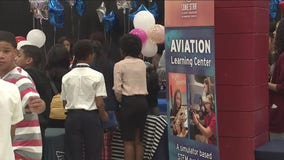 Houston professionals flock to Humble for unique career day
