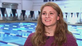 Kingwood High School swimmer is Making the Grade