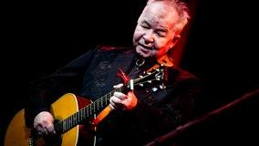 Legendary musician John Prine in critical condition with coronavirus