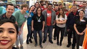 Lakeway Whataburger delivers over 200 meals to H-E-B workers, medical staff