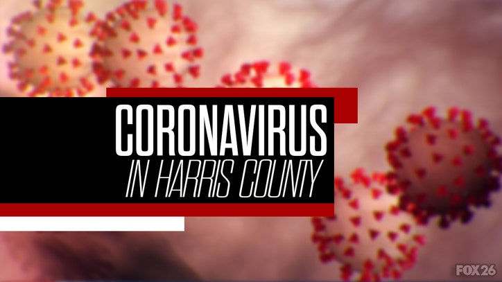 Harris County reports first two cases of the Coronavirus COVID-19