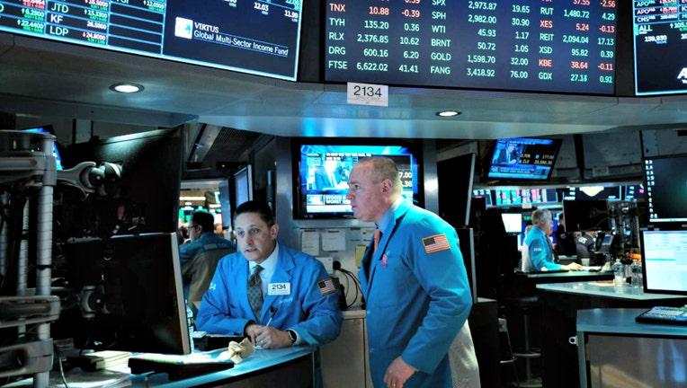 GETTY stock market wallstreet