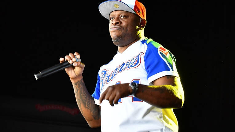 ATLANTA, GA - JULY 28: Rapper Scarface performs onstage during