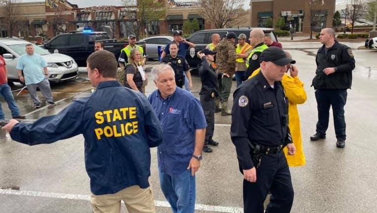 Jonesboro first responders