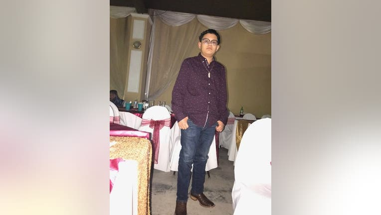 Missing Alfonzo Angel Guzman, 12, was last seen in the Aldine area.