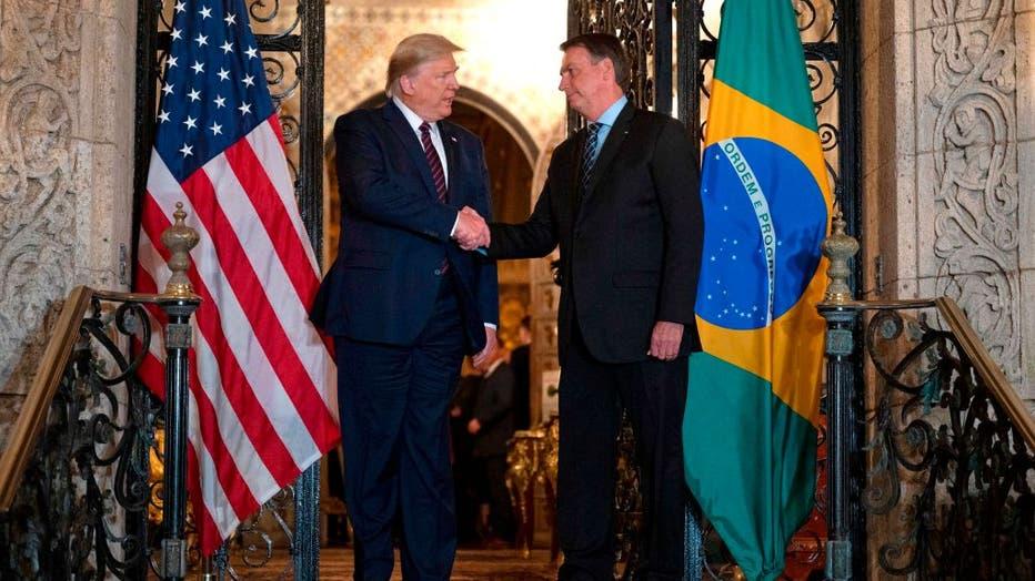 US-BRAZIL-POLITICS-DIPLOMACY-TRUMP-BOLSONARO
