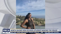 North Shore High School graduate Making the Grade