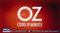 Dr. Oz Covid -19 Minute How the virus spreads