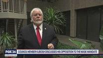 Houston City Councilman Michael Kubosh on masks