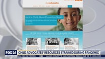 Child Advocates' resources strained during pandemic