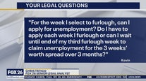 Your Legal Questions Answered - Unemployment benefits