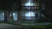 5-year-old shot on balcony is in critical condition