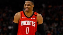 Houston Rockets star Russell Westbrook donates 650 computers for Houston-area students