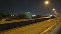 2 dead, 3 injured in multi-vehicle crash on North Freeway
