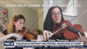 One Click Trip - Houston Symphony at Home