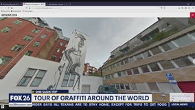 One click trip - Graffiti around the world