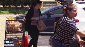 Increase in families needing food donations during COVID-19 pandemic