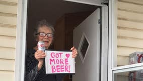93-year-old Pennsylvania woman's viral coronavirus plea for more beer answered by Coors Light