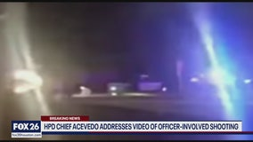 HPD chief addresses video of deadly officer-involved shooting in NE Houston