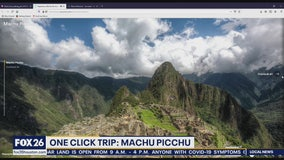 One Click Trip to Machu Picchu