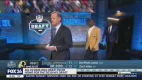 NFL 2020 draft will be a virtual event