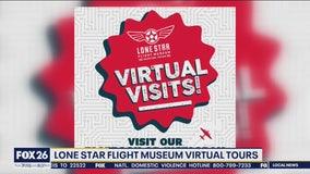 One-Click Trip - Lone Star Flight Museum virtual tour