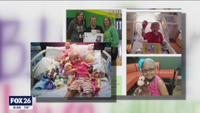 Helping thousands cope with pediatric cancer is an effort of BIG Love