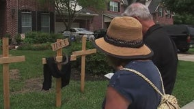 Kingwood neighborhood creates way to teach about Jesus' journey
