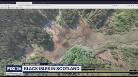 One Click Trip - Black Isles of Scotland