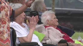 Surprise parade held for seniors in Channelview