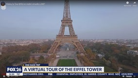 One Click Trip - virtual Tour of the Eiffel Tower