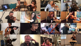 'Empire' composer and musicians harmonize from home amid COVID-19 pandemic