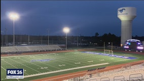 Friday night lights with a twist in Friendswood