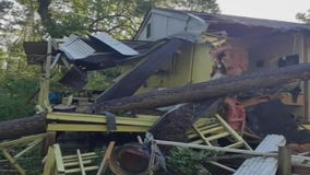 Residents left devastated after tornado sweeps through Onalaska