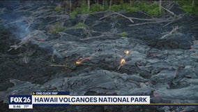 One Click Trip to visit Hawaiian volcanoes