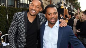 Will Smith remotely reunites with 'Fresh Prince of Bel Air' cast