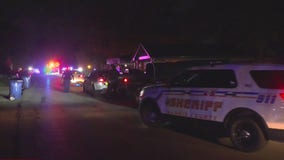 HCSO: Deputy shot armed suspect multiple times during foot pursuit