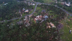 Three killed, dozens injured by tornado in Polk County