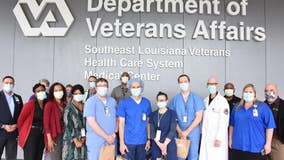 Houston nurses describe treating critical COVID-19 patients in New Orleans
