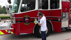 Houston-area companies join forces for 'First Responder Fridays'
