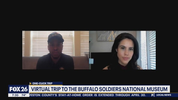 One-click trip to the Buffalo Soldiers National Museum